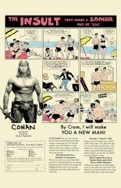 Zombies + Conan? Brilliant.