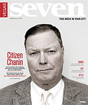 vegas seven 12/16/10 cover