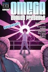 Omega Comics Presents #2 cover