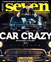 Vegas Seven cover Sept. 22 2011