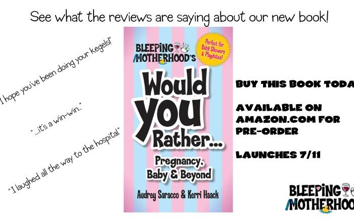 would you rather pregnancy baby and beyond humor book reviews