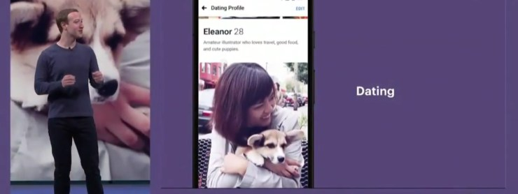 Image result for facebook dating feature