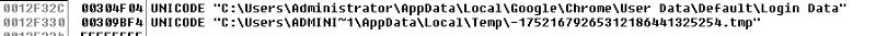 "steal-login-data ""AZORult Trojan"" Serving ""Aurora Ransomware"" by MalActor Oktropys"