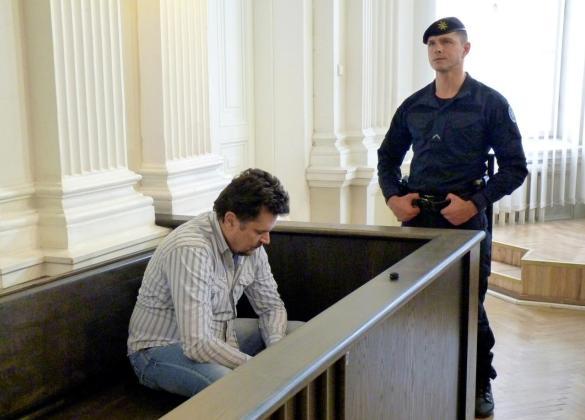 Evaldas Rimasauskas antes del veredicto de extradición (Imagen: REUTERS / Andrius Sytas)
