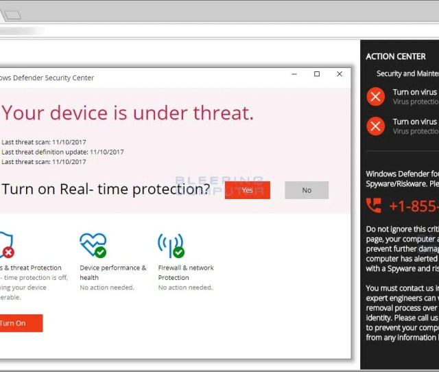 Run A Scan With Windows Defender Security Center App | Home Inspiration