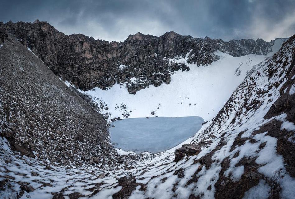 RÚP KUND: Tajemství himálajského jezera