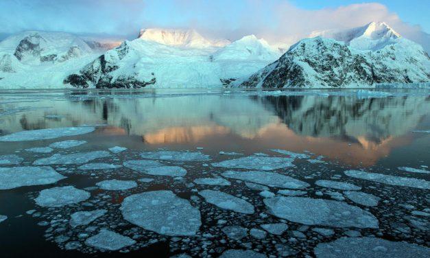 Antarktida, tajemství pod ledem ODHALENO