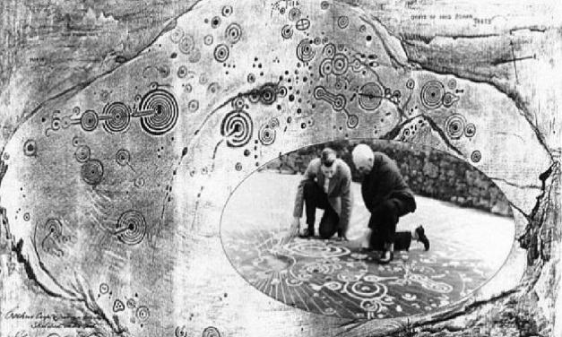 Cochno Stone: Masivní vesmírná mapa stará více než 5 000 let