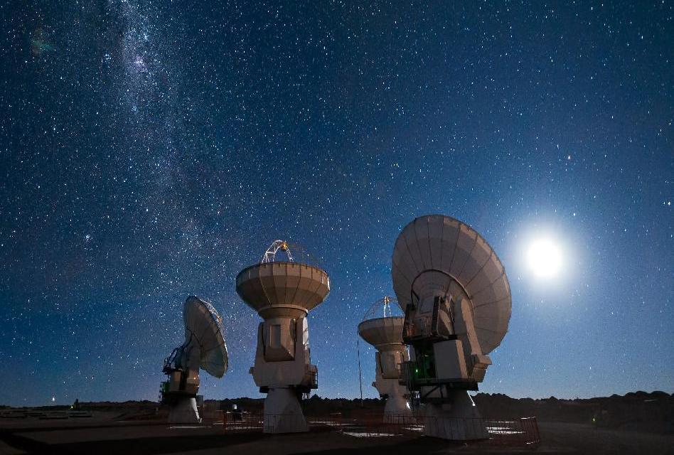 Co znamená ticho ve vesmíru? A kde jsou mimizemské civilizace?