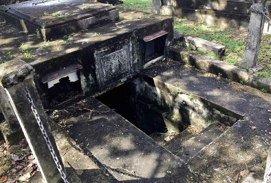 Legenda z ostrova Barbados: Prokletá hrobka rodiny Chaseových