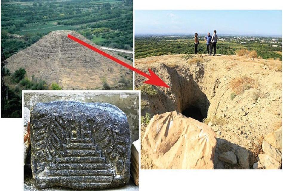 Starověká Pyramida V Arménii: Tajemství Skrytého objektu Dvin