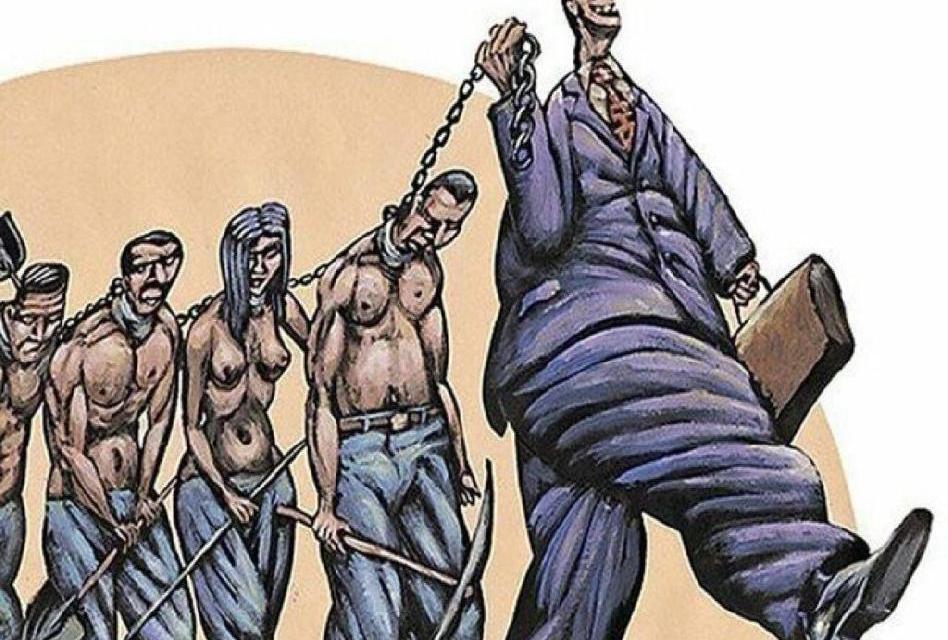 Žijeme v době skrytého otroctví? A jaké jsou jeho principy?