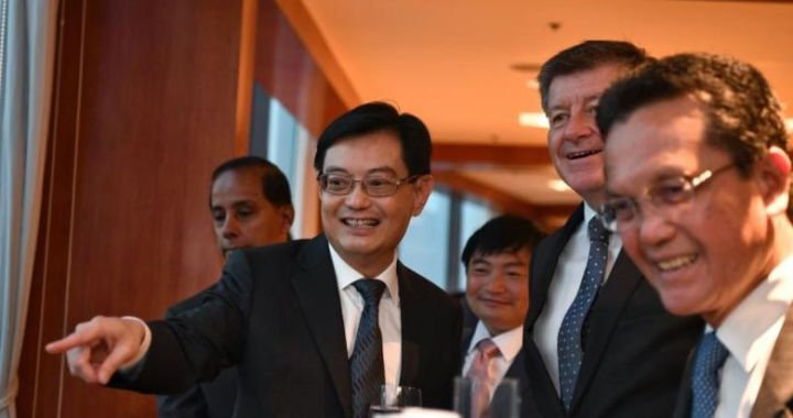 International cooperation critical in move towards future of work: Heng Swee Keat