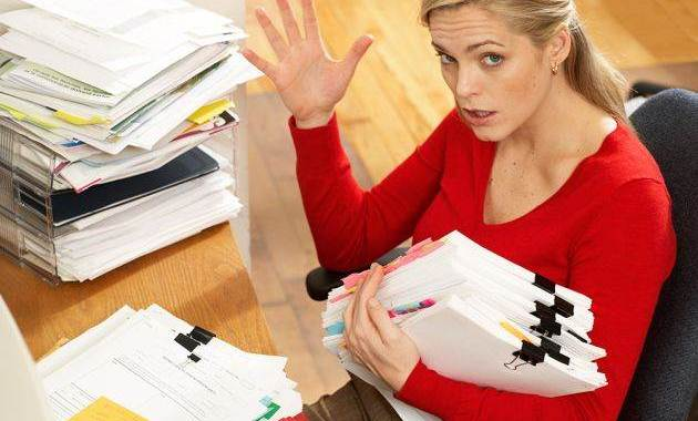 Workplace stress has reached near-epidemic levels. These 4 tips can keep you sane