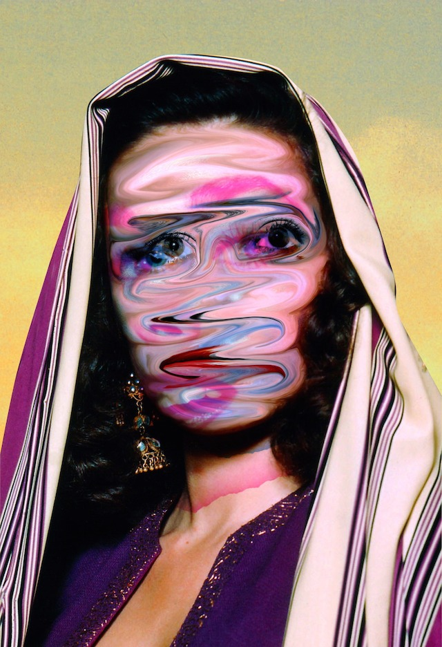 Psychedelic Portraits By Tyler SpanglerBLENDBUREAUX
