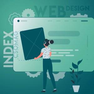 Index webdesign csomag
