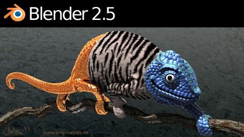 Blender 2.57b