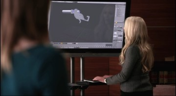 Blender on The Good Wife 4