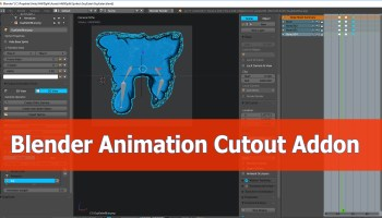 Tutorial: Using Blender and Krita to create 2D animations