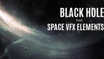 Space VFX Free Update : Wormhole Edition Teaser - BlenderNation