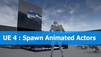 Importing animated camera from Blender To Unreal Engine 4