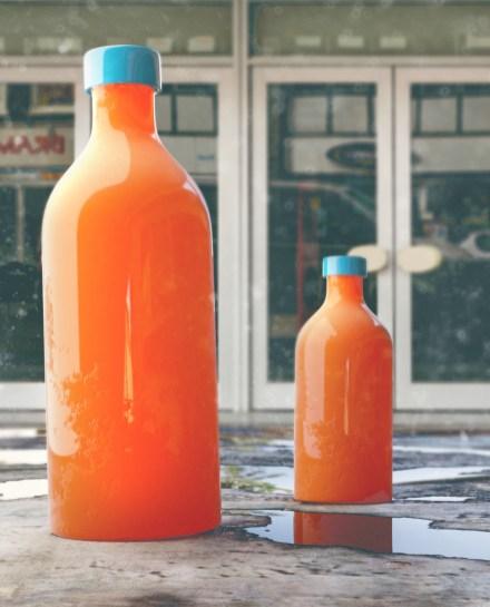 walid-achekzai-orangy-bottles