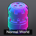 Bake mode: object normals