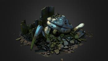 Sketchfab Sculpting Challenge: Aliens - BlenderNation