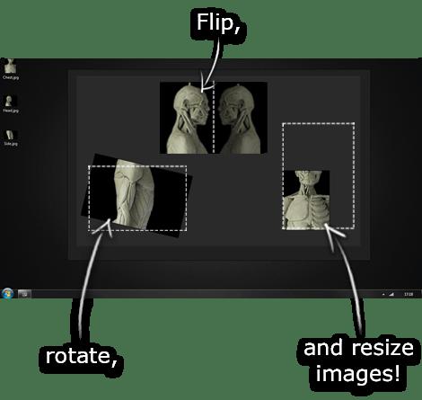 1 - rotate,resize,flip