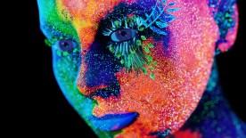 Colourful Head
