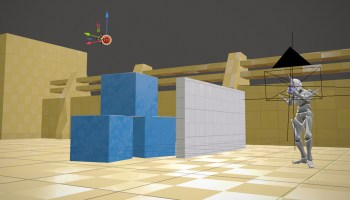 Armory3D Tutorial : Thirdperson Player Controller