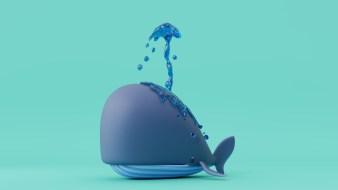 whale fluid FullHD