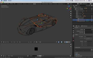 Tracing begins over the original model
