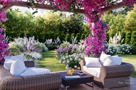 morning in the garden_render1