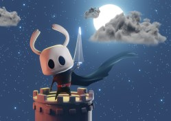 Hollow Knight Moonlit tower