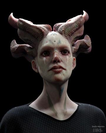 Lilith by Emilio Marchan