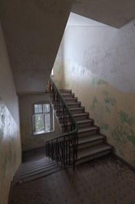 The Stairwell by Matt Lane