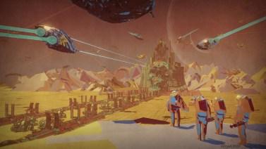 The Kingdom Under Attack: The Rebellion (Illustration style) by kkar