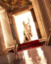 God's Triumphant by Berj