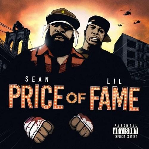 Sean-Price-&-Lil-Fame-Price-of-Fame-album-cover-art