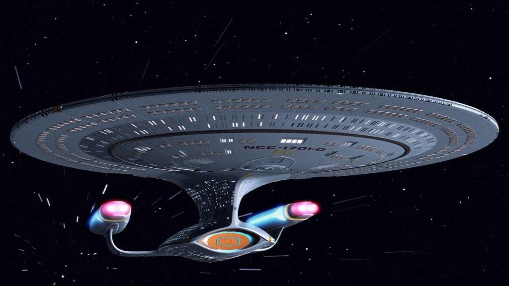 Star Trek and Blendid