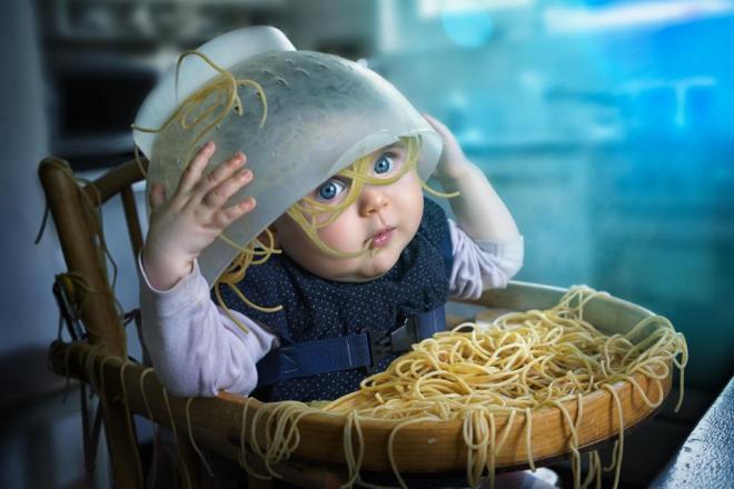 """Spaghettitime"" by John Wilhelm"