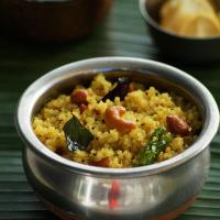 Lemon Quinoa Recipe - How to Make Quinoa Lemon Pulihora Recipe