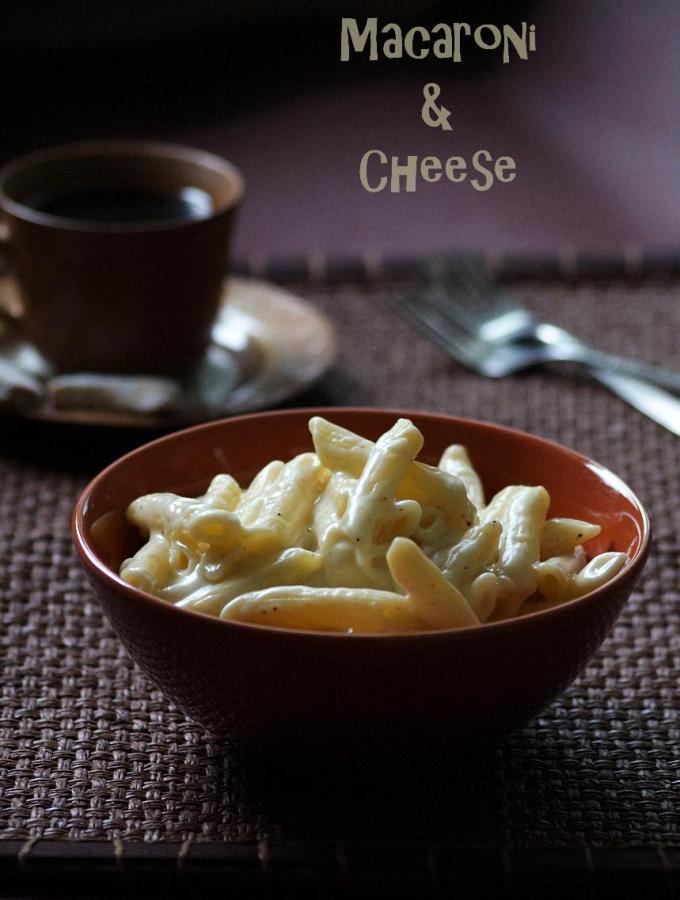 Macaroni and Cheese Recipe – How to make Mac and Cheese Recipe – Cheese Pasta