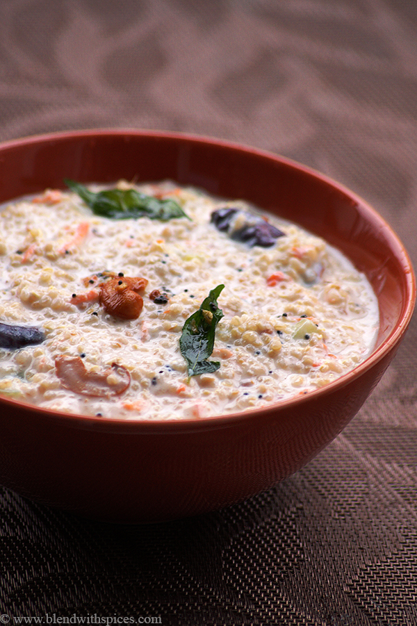 How to make south indian curd quinoa recipe quinoa recipes indian forumfinder Image collections