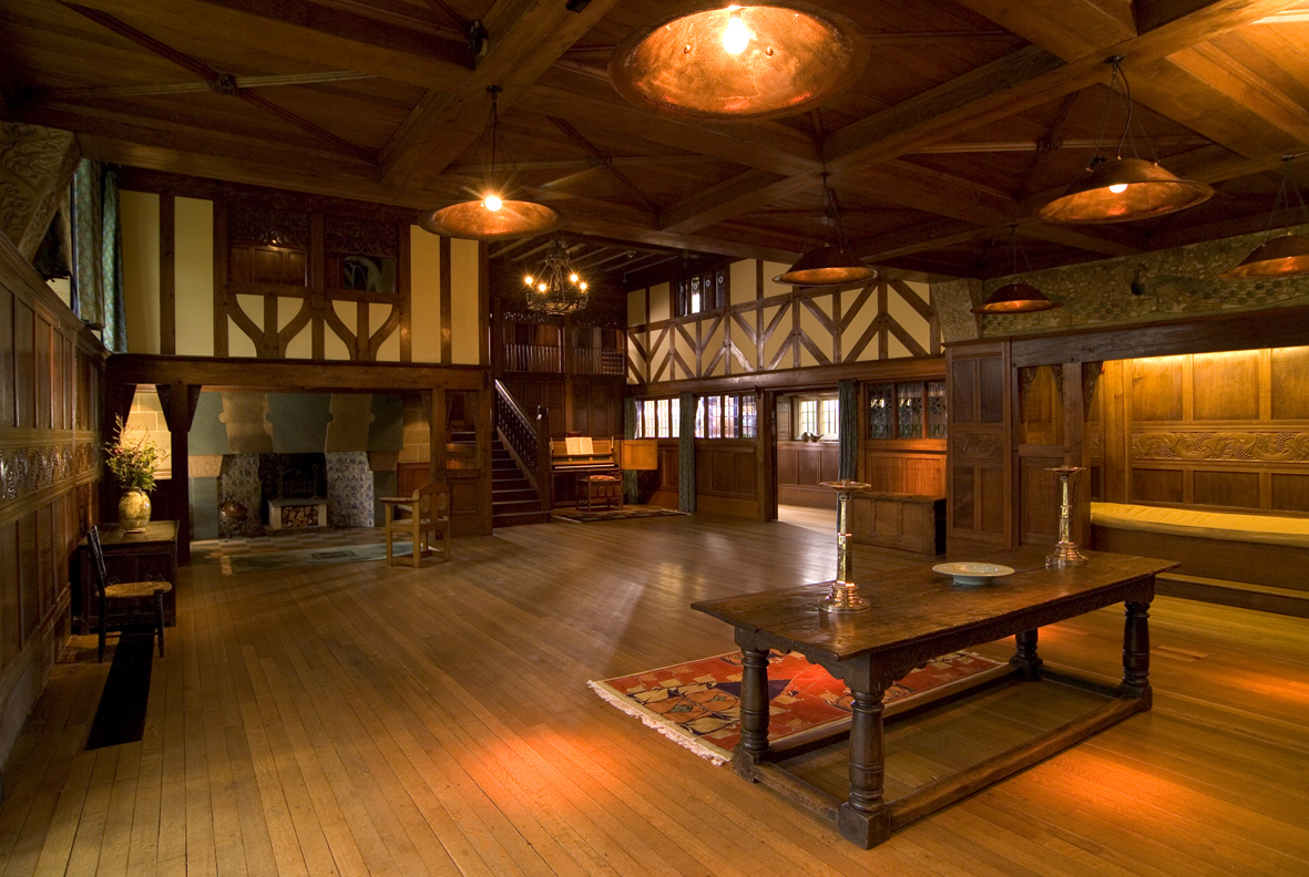 The Main Hall In Blackwell ...