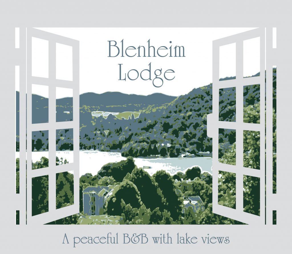 Blenheim Lodge B&B in Bowness on Windermere