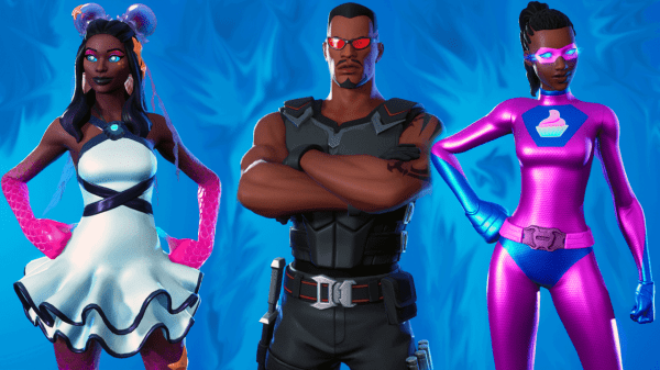 Top Black Fortnite Skins
