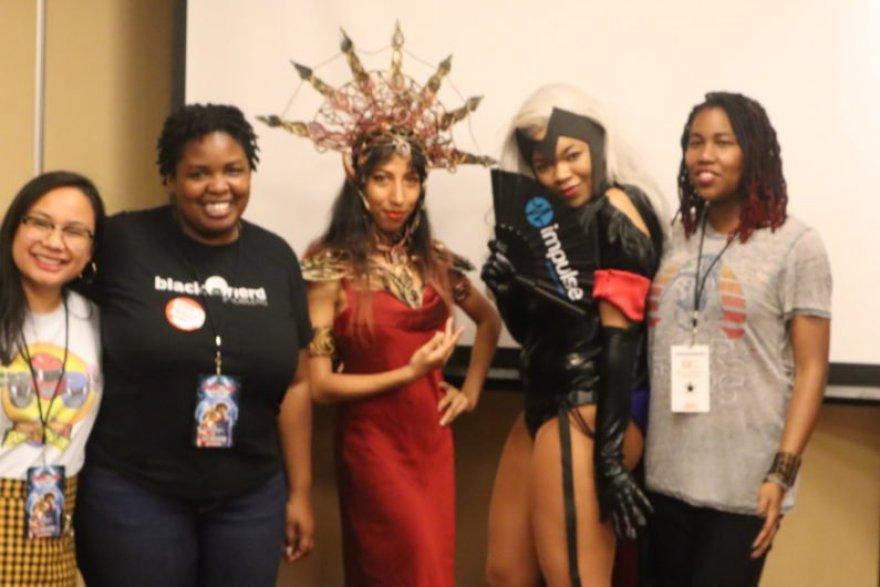 Women of Color In Sci Fi Blerdcon