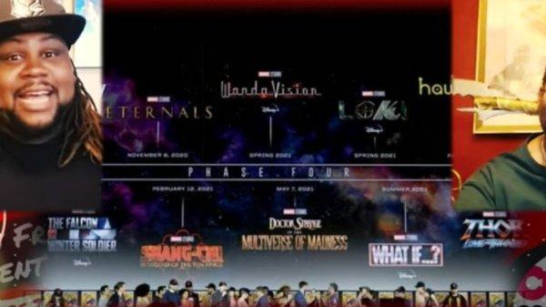 Marvel Phase 4 & 5 - Blerd